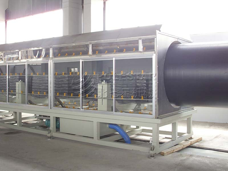 16-2000mm PE pipe extrusion line-2