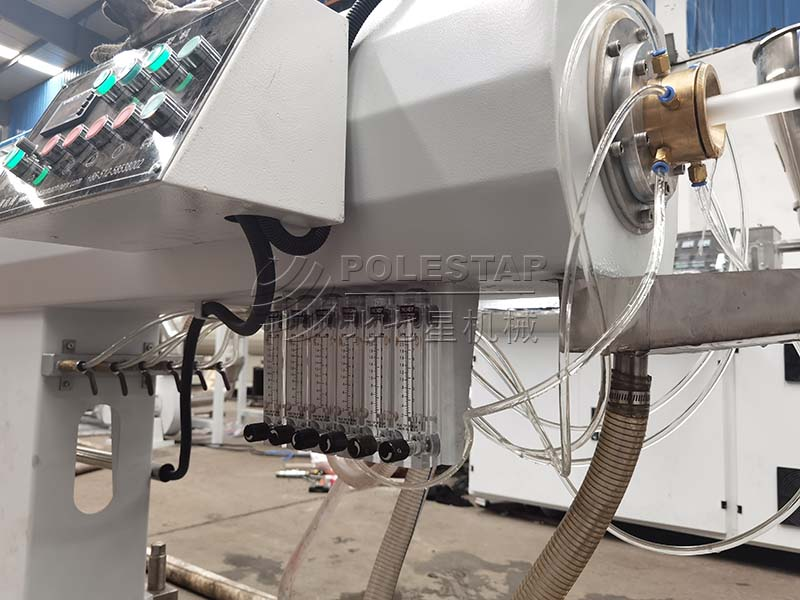 20-110mm PPR pipe extrusion line-1
