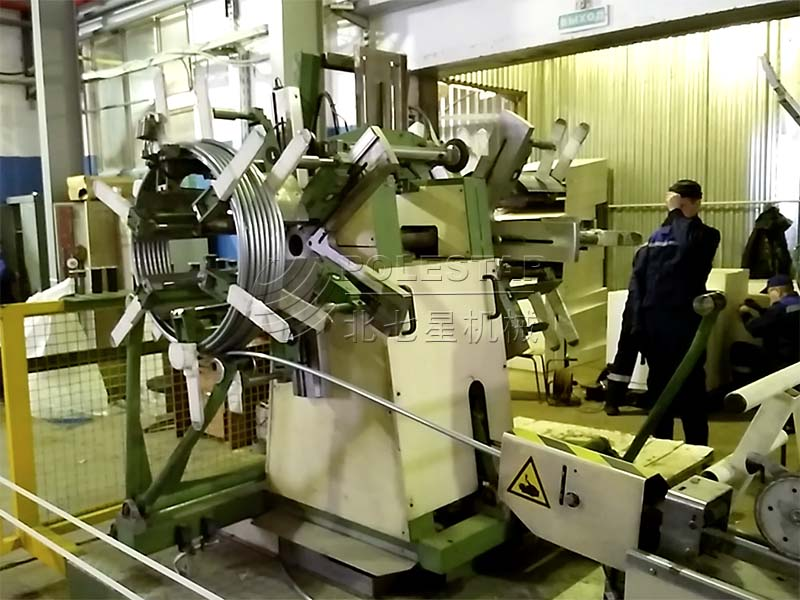 Full-automatic coiler(winder)-1