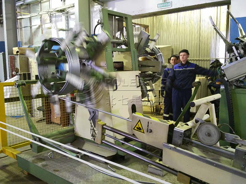 Full-automatic coiler(winder)-2