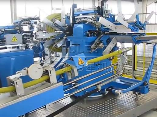 Full-automatic coiler(winder)-3