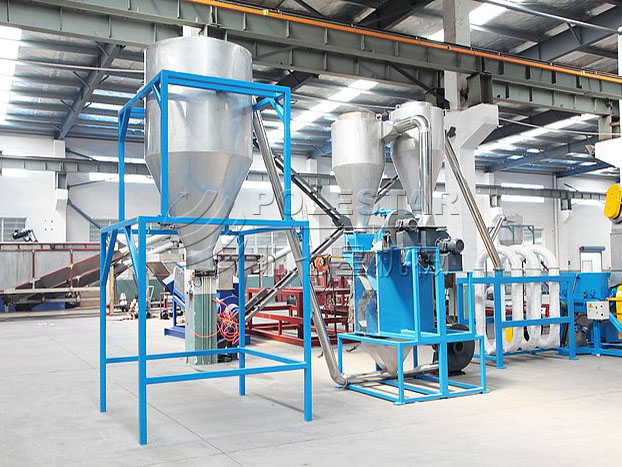 Hot air spiral pipe dryer-1