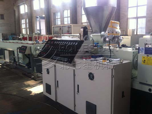PVC-PIPE-DOUBLE-OUTPUT-EXTRUSION-LINE-1副本