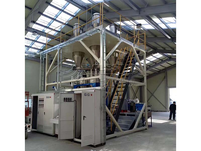 PVC WPC automatic Weighing & Mixing System-3